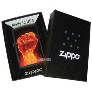 ファイヤー・フィスト・ジッポー Fire Fist Zippo