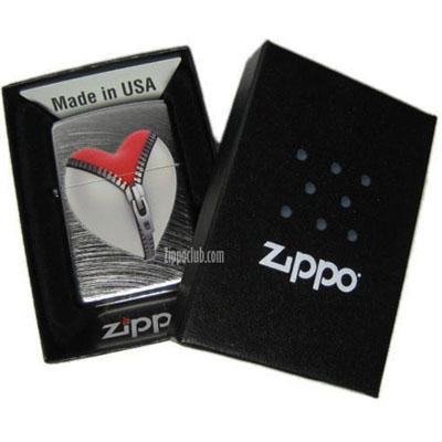 ジップ・ハート - Zippo Zip Heart