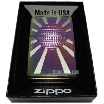 ディスコ・ボール・ジッポー Disco Ball Zippo