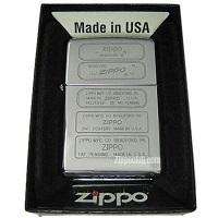 zippo スタンプド(Stamped)