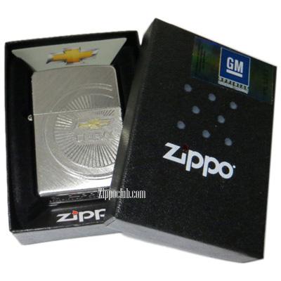 シボレー・へリンボーン・スウィープ - Zippo Chevy Herringbone Sweep