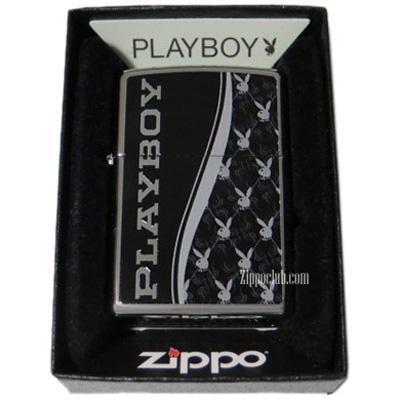 プレイボーイ・ラグジュアリー・ジッポー Playboy Luxury Zippo
