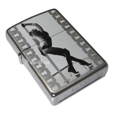 ポール・ダンサー・ジッポーライター Pole Dancer Zippo