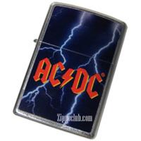AC/DC ストリートクロム・ジッポー