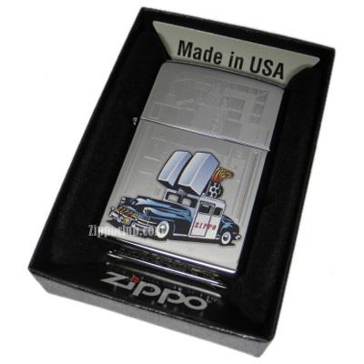 ジッポーカー&ビルディング・ジッポーライター Zippo Car & Building