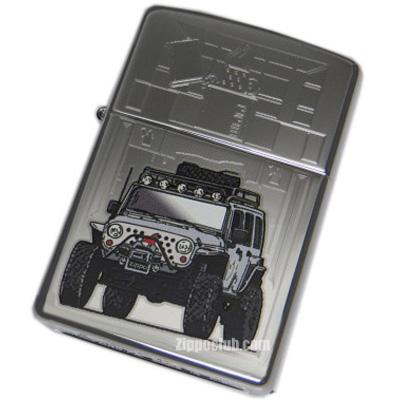 ジッポー・ジープ Zippo Jeep