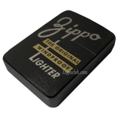 ジッポー・オリジナル・ウィンド Zippo Original Wind