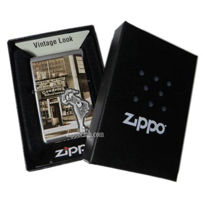 ウィンディ・ウィンドプルーフ・ジッポー Windy Windproof Zippo