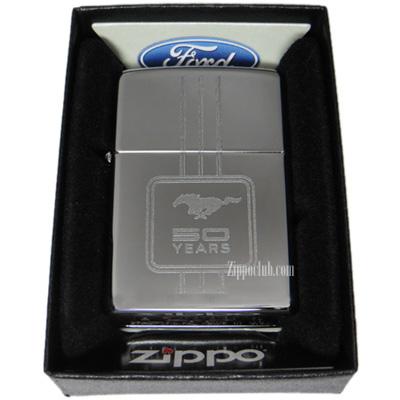 フォード50年ジッポーライター - Ford 50 Years
