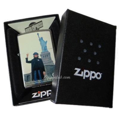 ジョン・レノンと自由の女神 -Zippo John Lennon S.O.L.