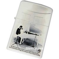 ジョン・レノンとピアノのZIPPOライター