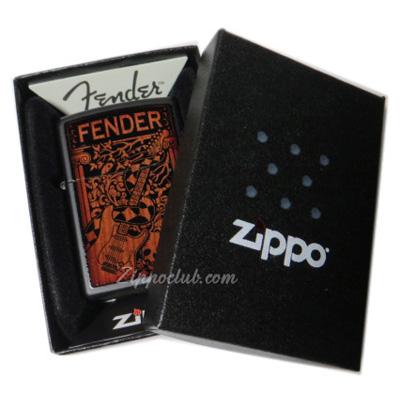 フェンダー2011ジッポー Fender 2011 Zippo