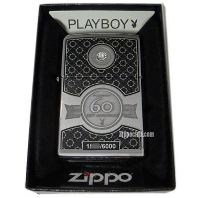 プレイボーイ60周年アニバーサリー Playboy 60th Anniversary Zippo