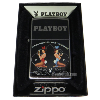 プレイボーイ 1953-2013 Zippo Playboy
