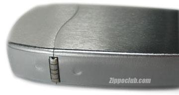ジッポー・ブルー・ヴァーティカル・クロム  ZIPPO BLU Vertical Chrome