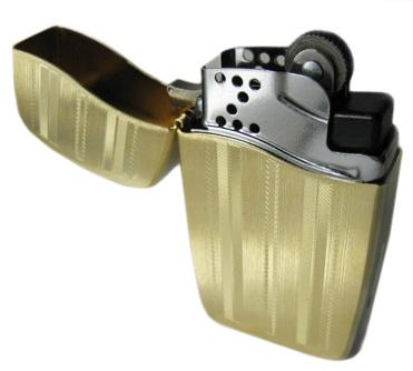 ジッポー・ブルー・ゴールド・タキシード ZIPPO BLU Gold Tuxedo