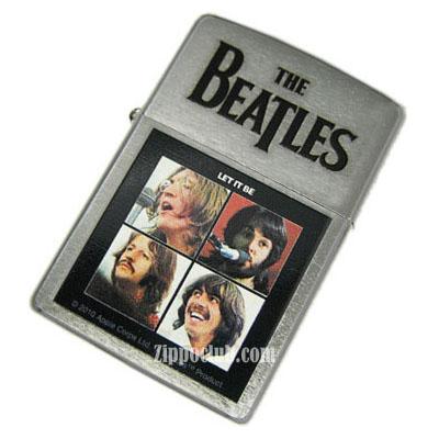 ザ・ビートルズ・ジッポー The Beatles (Let It Be)