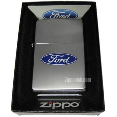 フォード・オーバル・ジッポー Ford Oval Zippo