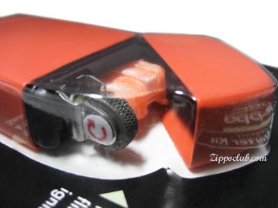 エマージェンシー・ファイヤー・スターター・キット・オレンジ Emergency Fire Starter Kit Orange