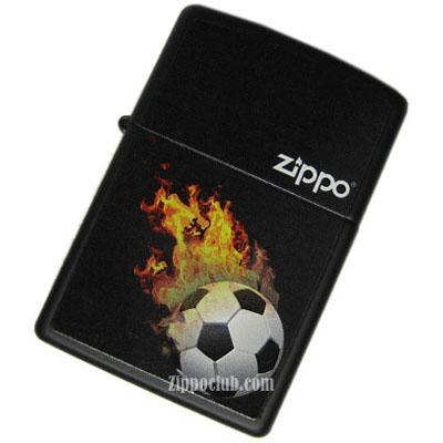 サッカー・ジッポー Soccer Zippo
