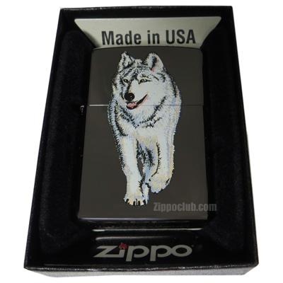 ウルフ・ジッポー Wolf Zippo