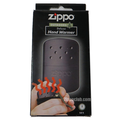 ZIPPOブラック・ハンド・ウォーマー / Black Hand Warmer