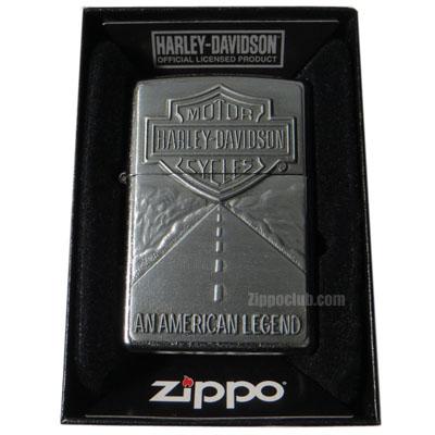 Zippo ハーレーダビッドソン・アメリカン・レジェンド・エンブレム