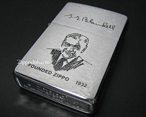 ZIPPO創業者